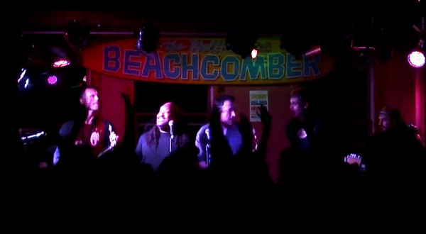 CHUCKLEHEAD-beachcomber-video