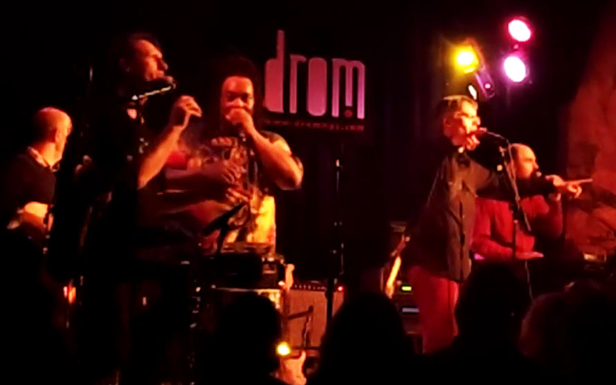 Chucklehead at DROM NYC